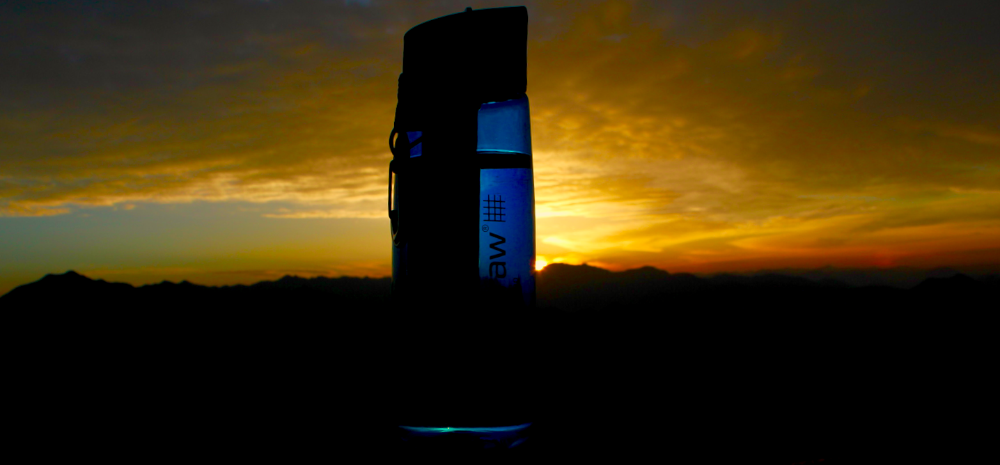 Aakash Ranison's LifeStraw Product_Review_Water_Purefier_Travel_Traveller_Gear_India_Blogger_Photographer_Sun_RIse_Mountains_Himalaya_Rishikesh