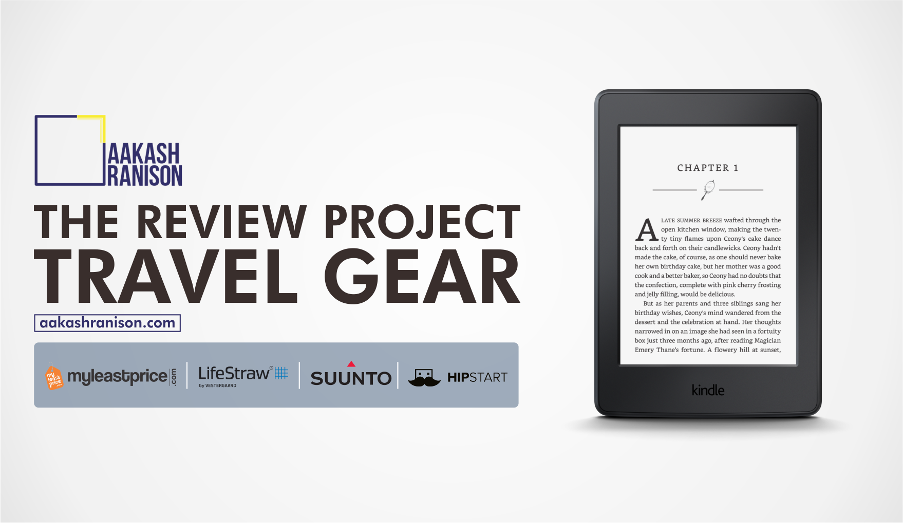 aakash-ranison-amazon-kindle-paperwhite-ebook-reader-travel-gear-review-blog-indian-blogger