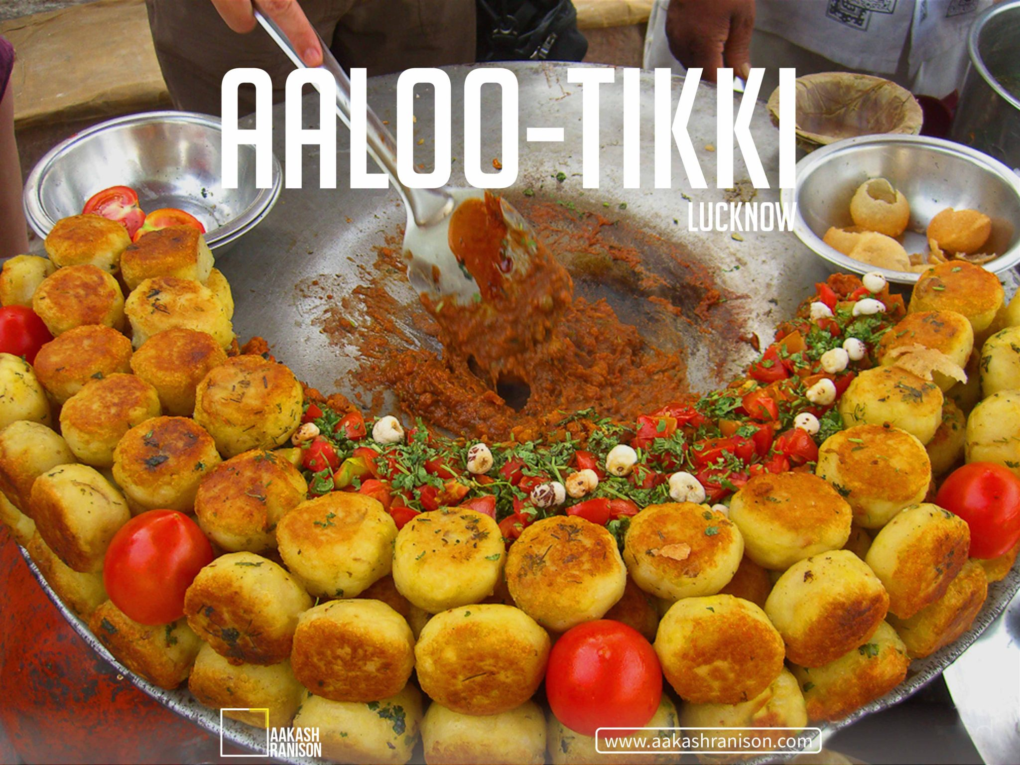 aakash-ranison-solo-indian-travel-blogger-travel-poster-series-street-food-india