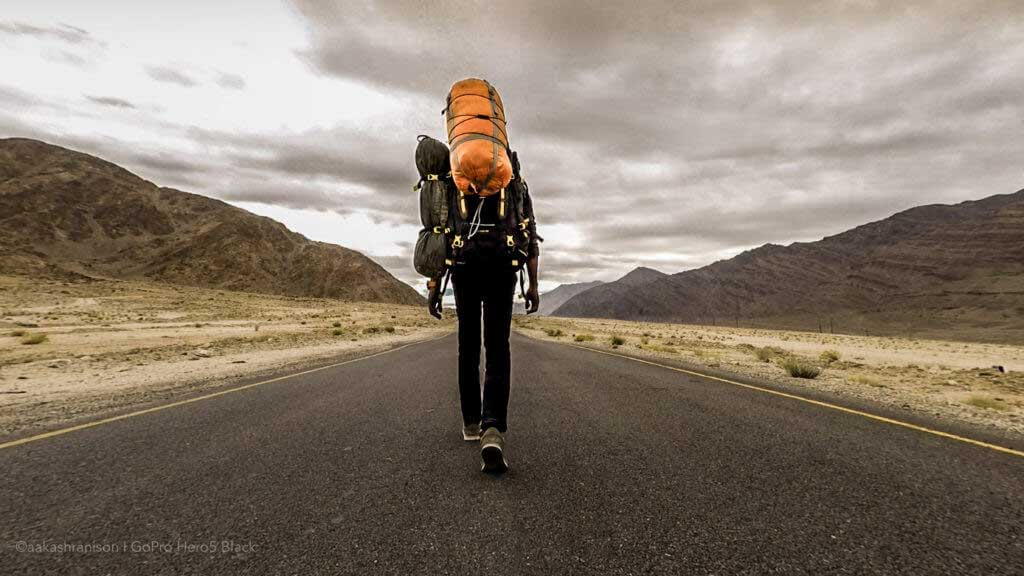 aakash ranison spiti valley project gopro hero 5 black solo indian traveller blogger travel blog vlog vlogger youtuber instagrammer guide chennai pondicherry south india hitchhike road trip