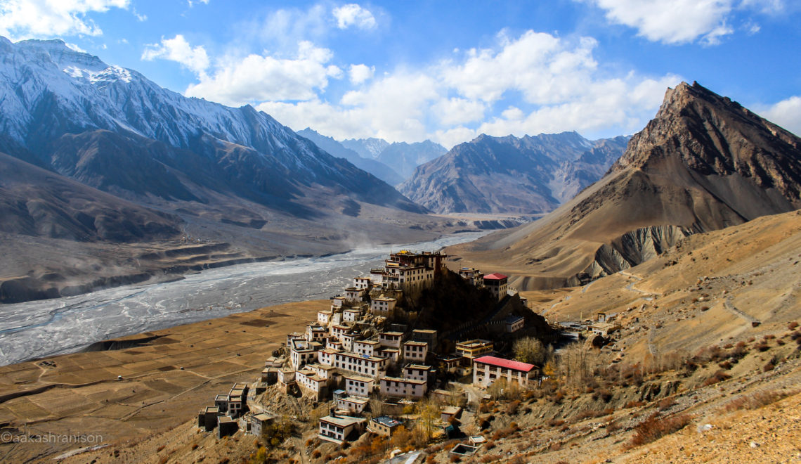 Spiti Valley Project : Places you must visit in Spiti Valley