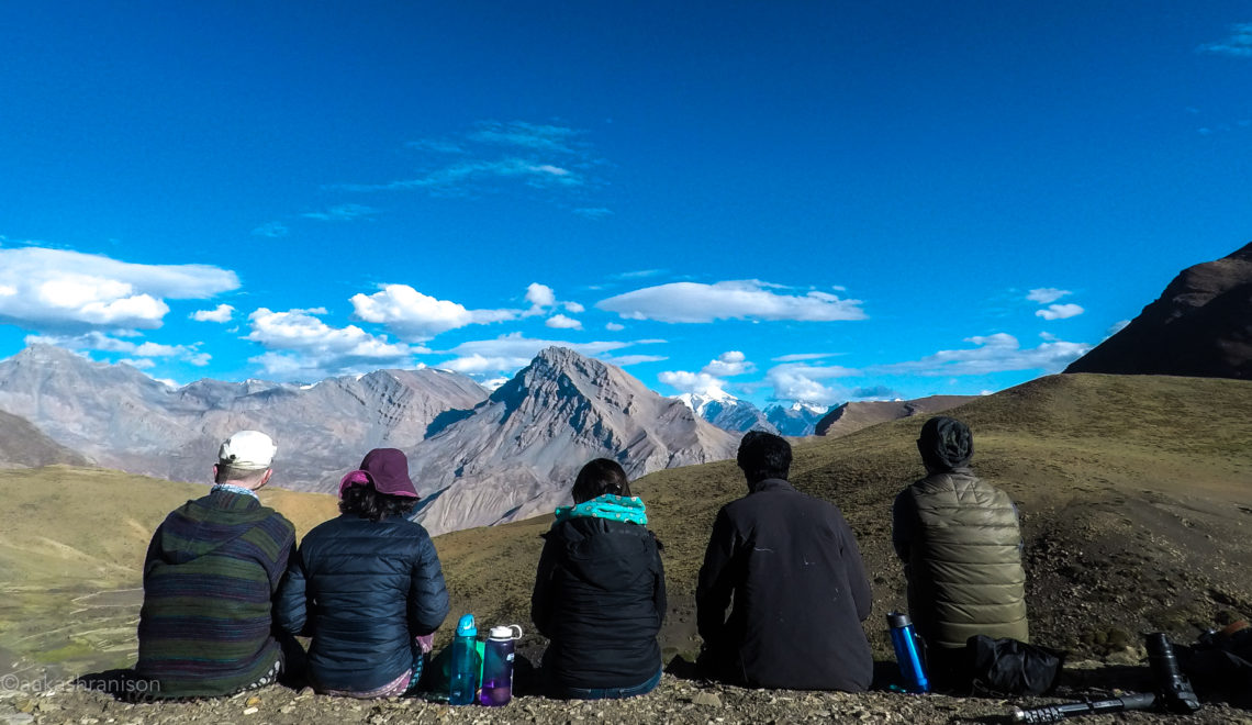Spiti Valley Project : From Sunrise to Sunset in Kaza