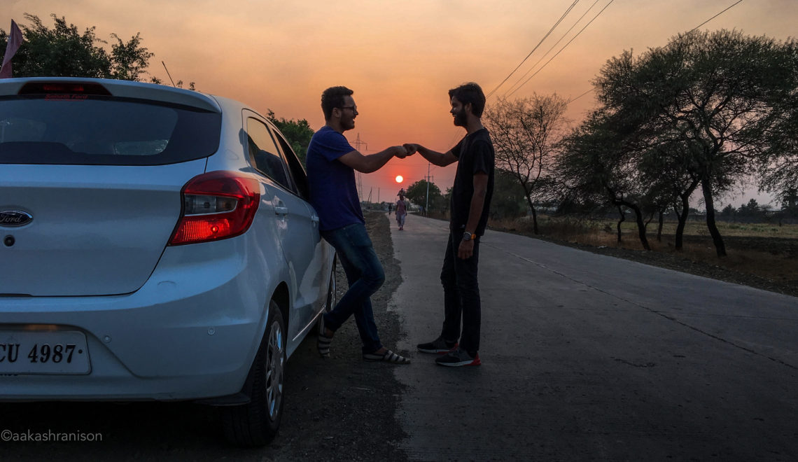 Weekend Getaway: Road trip to Mandu from Indore
